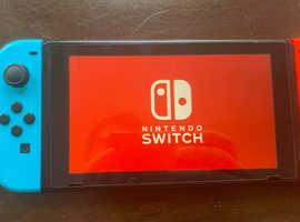 Nintendo Switch 32GB Fully working