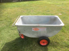 Three wheeled barrow