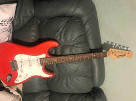 Zennox electric guitar