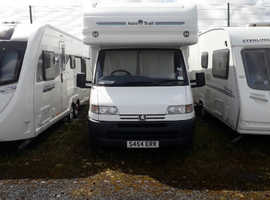 Auto trail mohican 4 berth motorhome for sale