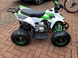 Highper Quadracer 100cc auto junior quad