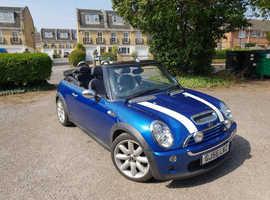 Mini MINI, 2006 (56) Blue Convertible