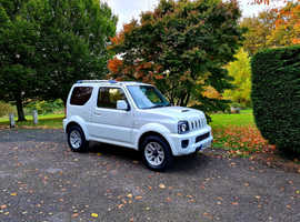 1 Owner From New! Suzuki Jimny Sz4!, 2012 (62) Pearlescent White,Manual Petrol, 58,000 miles, Full Suzuki Service History! Great Example Now in Stock!