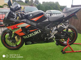 Gsxr k4 600 30000 miles . great condition