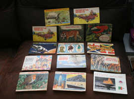 Tea & Cigarette Cards. collection of