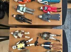 Star War Figures Various