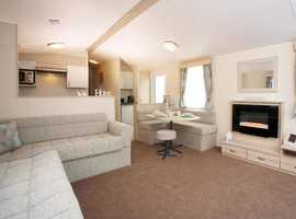 Pre Owned 3 bedroom caravan for sale in Weymouth Dorset on 5* holiday park!