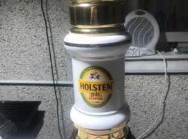 Holster Pils ceramic beer tap pump