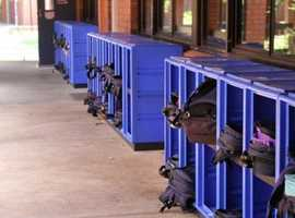 High end and Durable Lockers for Schools
