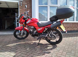 50cc Motorcycle/Moped 2018......Very well looked after...