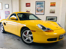 2000 PORSCHE BOXSTER 3.2 S - SAME OWNER FOR 17 YEARS, STUNNING!!!