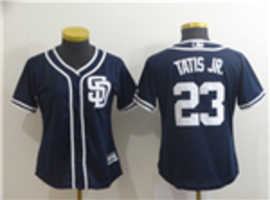 Women's MLB Jerseys in Different Designs and Styles