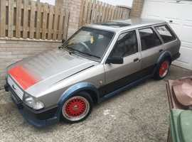 Ford Escort MK3 1986 laser 2 offers need gone