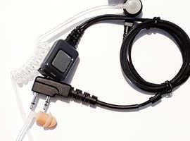 Walkie talkie earpieces for sale