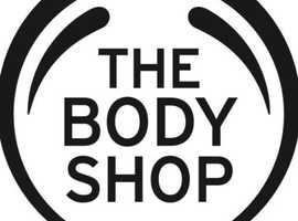 No Need to have people in your home to get freebies with Body shop!