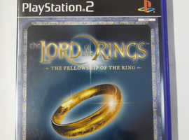 The fellowship of the ring - PS2