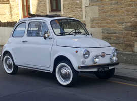 1967 FIAT 500F, BELLISSIMA, NOW REDUCED!