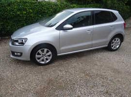 DIESEL Volkswagen Polo 1.2 TDi MATCH EDITION 2014 (14) 5DR