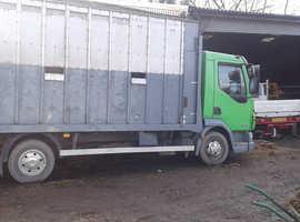 daf lorry
