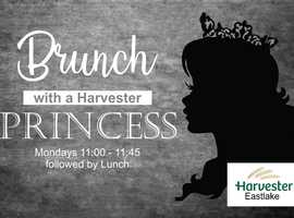 Brunch with a Harvester Princess