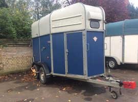 Rice Richardson 16.2x2 horse trailer
