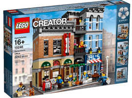 *BRAND NEW* Lego Creator Detectives office 10246 *retired set*