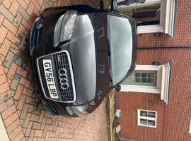 Audi A3, 2006 (56) Black Hatchback, Manual Diesel, 149,000 miles