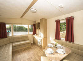 CHEAP STATIC CARAVAN FOR SALE AWARD WINNING PARK IN SKEGNESS CLOSE TO THE BEACH  NR. INGOLDMELLS, BUTLINS