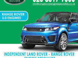 Reconditioned & used Land Rover & Range Rover Engines, Replacement Engines