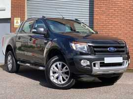 Ford Ranger 3.2 TDCi 4×4 Wildtrak Double Cab Pick Up Only 1 Previous Keeper Since New, Double Cab