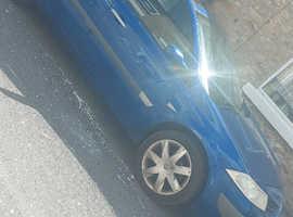 Renault Megane, 2007 (07) Blue Hatchback, Manual Petrol, 105,837 miles