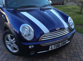 Mini MINI, 2006 (06) Purple Hatchback, Manual Petrol, 57,000 miles
