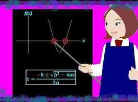 National 5/Higher/Advanced Higher Maths Revision: £25 per hour