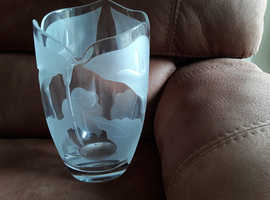 Beautiful Waterford Vase