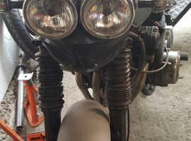 Kawasaki z550 trike