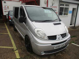Very High Spec 2010 Renault Trafic Camper Van