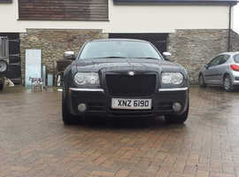 Chrysler 300c, 2010 (10) Black Estate, Automatic Diesel, 152,084 miles