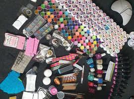 Nail and nail art collection