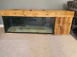 full tank set up