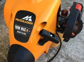McCulloch Petrol Strimmer spares/repair