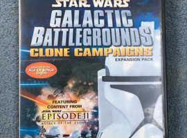 Star Wars Battlegrounds