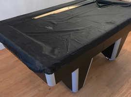 6ft pool table like new