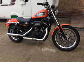 Harley Davidson 883  XL Sportster R