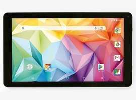EGL 10.1 Inch Android 16GB silver tablet