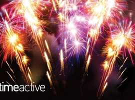 Barnehurst Fireworks Display