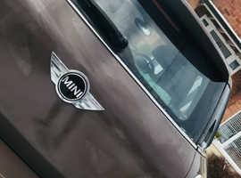 Mini MINI COUNTRYMAN, One D, 2011 (11) Rare Brown Hatchback, Manual Diesel, 73,669 miles