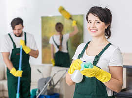 Property and deep cleaning services from just £15ph (Commercial and Residential)