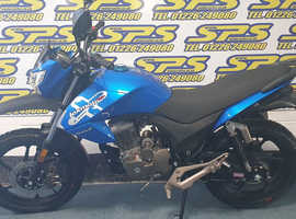 LEXMOTO ASSAULT 125CC EFI NAKED BRAND NEW LEARNER LEGAL MOTORCYCLE