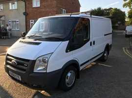 Ford Transit - low mileage 98,000 miles
