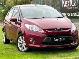 Ford Fiesta 1.4 Zetec Edition Ideal First Car....Fabulous Service History
